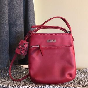 Never used red kennith cole reaction purse